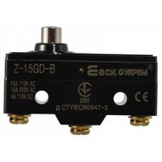 Мікровимикач Z-15GD-B АСКО A0050040008