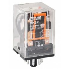 MK-3P (AC220) реле промежуточные электромагнитные малогабаритные АСКО A0090010003