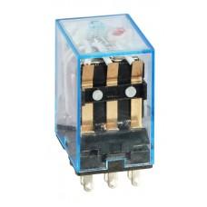 MY-3 (AC24) реле электромагнитные малогабаритное АСКО A0090010008