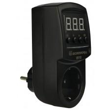 Реле контролю напруги АСКО-УКРЕМ VR-10 чорне A0090030011
