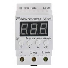 Реле контролю напруги АСКО-УКРЕМ VR-25 A0090030014