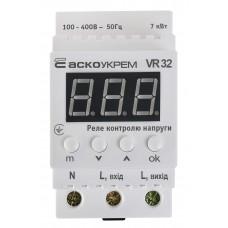 Реле контролю напруги АСКО-УКРЕМ VR-32 A0090030015