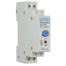 Реле часу АСКО-УКРЕМ NTE8-480A електронне щитове A0090050005