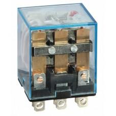 LY3 (AC 24V) реле проміжні електромагнітні малогабаритні АСКО A0090070003