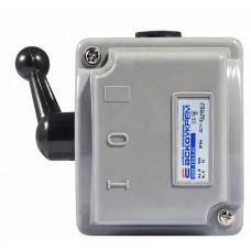 Рубильник 1-0  15А (вкл-викл) АСКО A0100010001