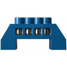 Нульова шина в пластиковому корпусі BC-6A 04 (6*9) АСКО A0150120058