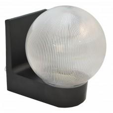 Світильник настінний 623 плафон: куля прозора ребриста 220В/15Вт АСКО A0180080116