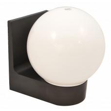 Світильник настінний 613 плафон: куля опалова гладка 220В/15Вт АСКО A0180080113