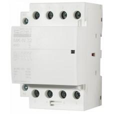Модульний контактор MK-N 4P 32A 4NO АСКО A0040030032