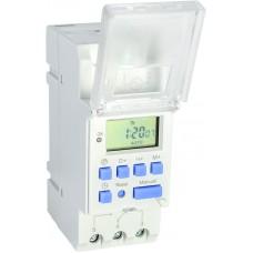 Таймер АСКО-УКРЕМ THC15-TC тижневий електронний з прозорою кришкою A0090040004