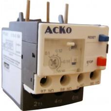 Реле теплове РТ(H)-S LR-D01 (0.1-0.16A) АСКО A0040060024