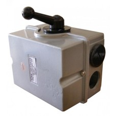 Рубильник 1-0-2  63А перекидний АСКО A0100010009