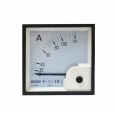 AС Амперметр прямого включення 100А  96х96 модель A-96-6 АСКО A0190010093