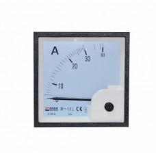 AС Амперметр прямого включення  30А  96х96 модель A-96-6 АСКО A0190010091