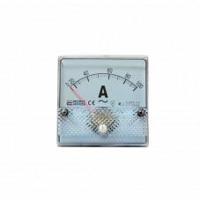 AС Амперметр 100/5А 80х80  модель А-80 АСКО A0190010050