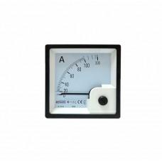 AС Амперметр прямого включення 100А  72х72 модель A-72-6 АСКО A0190010063