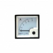 AС Амперметр прямого включення 10А  72х72 модель A-72-6 АСКО A0190010060