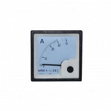 AС Амперметр прямого включення 30А  72х72 модель A-72-6 АСКО A0190010061