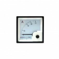 AС Амперметр прямого включення 60А  72х72 модель A-72-6 АСКО A0190010062