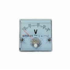 AС Вольтметр 500В 80х80 модель А-80 АСКО A0190010058