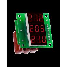 Вольтметр DigiTOP ВМ-14 (3x220в) 3-ф без корпуса