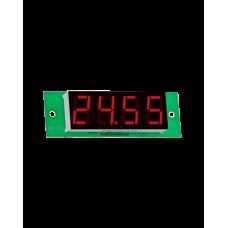 Вольтметр DigiTOP ВМ-19/2 напруги постійного струму без корпуса