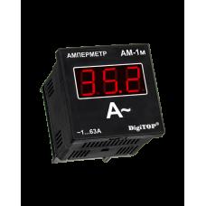 Амперметр DigiTOP AМ-1М (зовнішній ТТ)