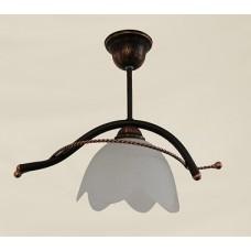 Підвіс класичний ржа світильник декоративний