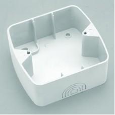Коробка для зовнішнього встановлення біла Zirve/Tuna 501-000200-253