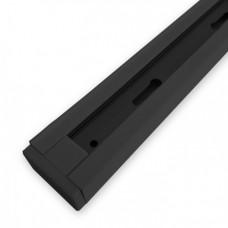 CAB1000 шинопровід однофазний для трекових світильників,  чорний 1м ФЕРОН 5821