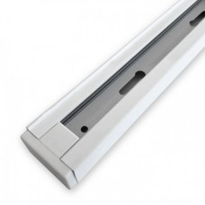 CAB1100 шинопровід однофазний для трекових світильників,  білий 1м ФЕРОН 6579
