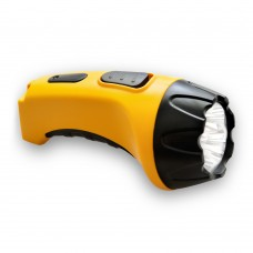 TH2293 аккум.ліхтарик (TH93A)DC жовтий 4 LED 3460 ФЕРОН 12651