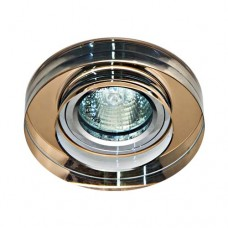 Свiтильник точковий 8080-2 MR16 чайний-круглий 50W 3739 ФЕРОН 18850