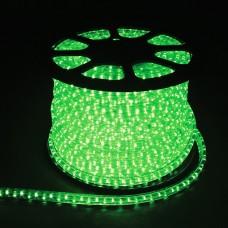 Дюралайт LED 2WAY 13мм верт. зелений (36 led/m) світлодіодний 2122 ФЕРОН 26063