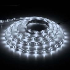 LS607/ SANAN LED-RL 60SMD(5050)/m 14,4W/m 12V 5m*10*0.22mmбілий IP65 світлодіодна стрічка 4964 ФЕРОН 27652
