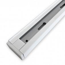 CAB1100 шинопровід однофазний для трекових світильників, білий 3м 6581 ФЕРОН 33000