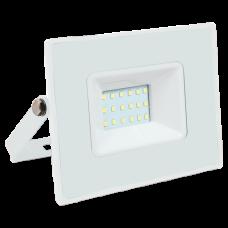Прожектор LL-6020  20W 1800Lm 6400K 230V (129*111*31mm) білий IP 65 6848 ФЕРОН 40052