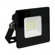 Прожектор LL-9010  10W 750Lm 6400K 230V (78*60*43mm) чорний IP 65 6858 ФЕРОН 40060