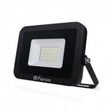 Прожектор LL-853 30W6400K 230V (184*165*28mm) чорнийIP 65 5512 ФЕРОН 32120