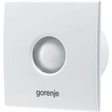Витяжний вентилятор BVX120WS Gorenje (зі зворотним клапаном, без шнурка) білий