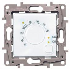 Термостат для підлоги Білий ETIKA Legrand 672230