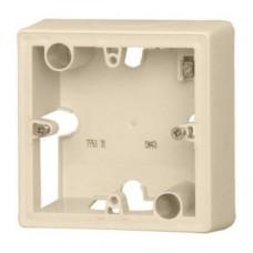 Коробка накладна слонова кістка Valena Legrand 776131
