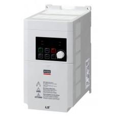 LSLV0015M100-1EOFNS перетворювач частоти 1.5кВт,1ф,200-240В LS IS