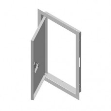 Двер.метал.150х150 +замок РД-01 РД-1