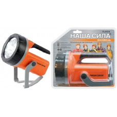 Ліхтарик FL 4124 4хD фахівець НАША СИЛА