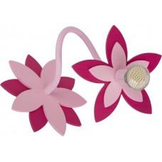 FLOWERS PINK I kinkiet дитячий світильник Nowodvorski 6893