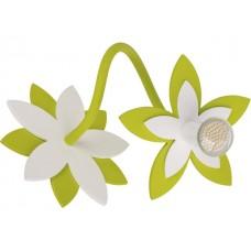 FLOWERS GREEN I kinkiet дитячий світильник Nowodvorski 6897