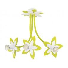FLOWERS  GREEN III zwis дитячий світильник Nowodvorski 6898