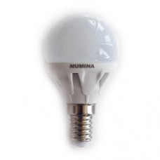 G45 E14 4.5W 4000K 330Lm 120° SL куля LED-лампа Numina 40401003