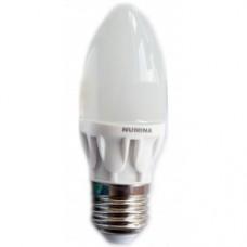 C37 E27 6W 4000K S WF свічка LED-лампа Numina